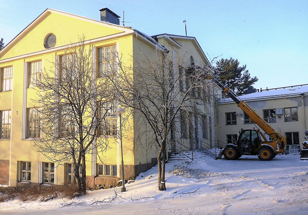 Svenska Gården i Lahtis